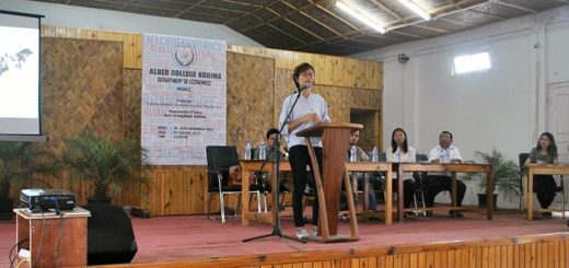 """talk on """"understanding GST from Nagaland Perspective"""""""